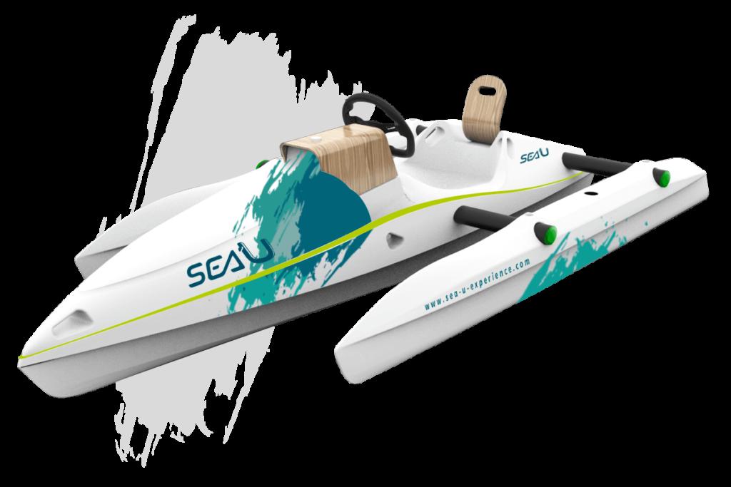 bateau électrique sea'u
